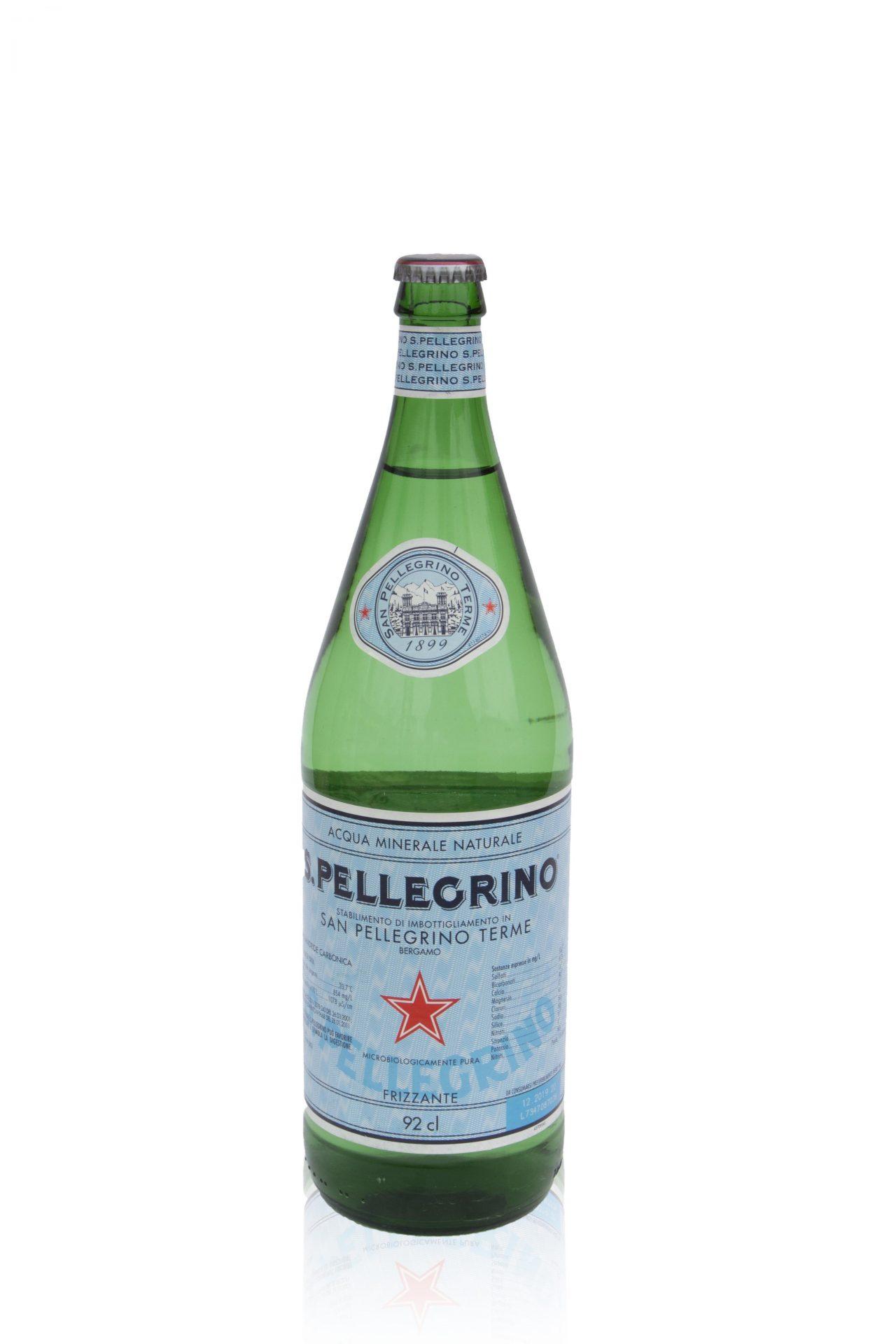 Acqua San Pellegrino