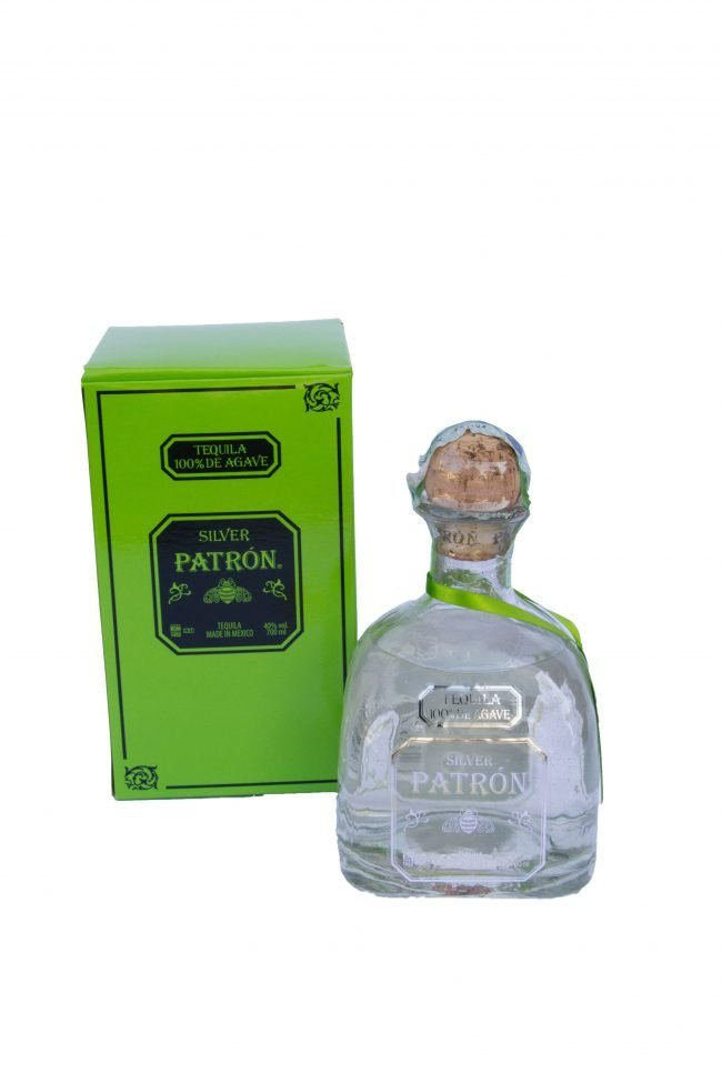 Tequila Silver - Patron