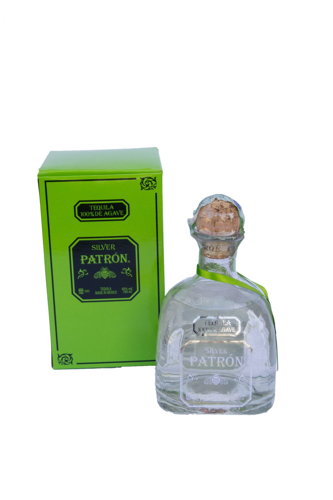Tequila Silver – Patron