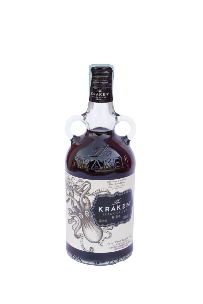 "The Kraken ""Black Spiced Rum"""