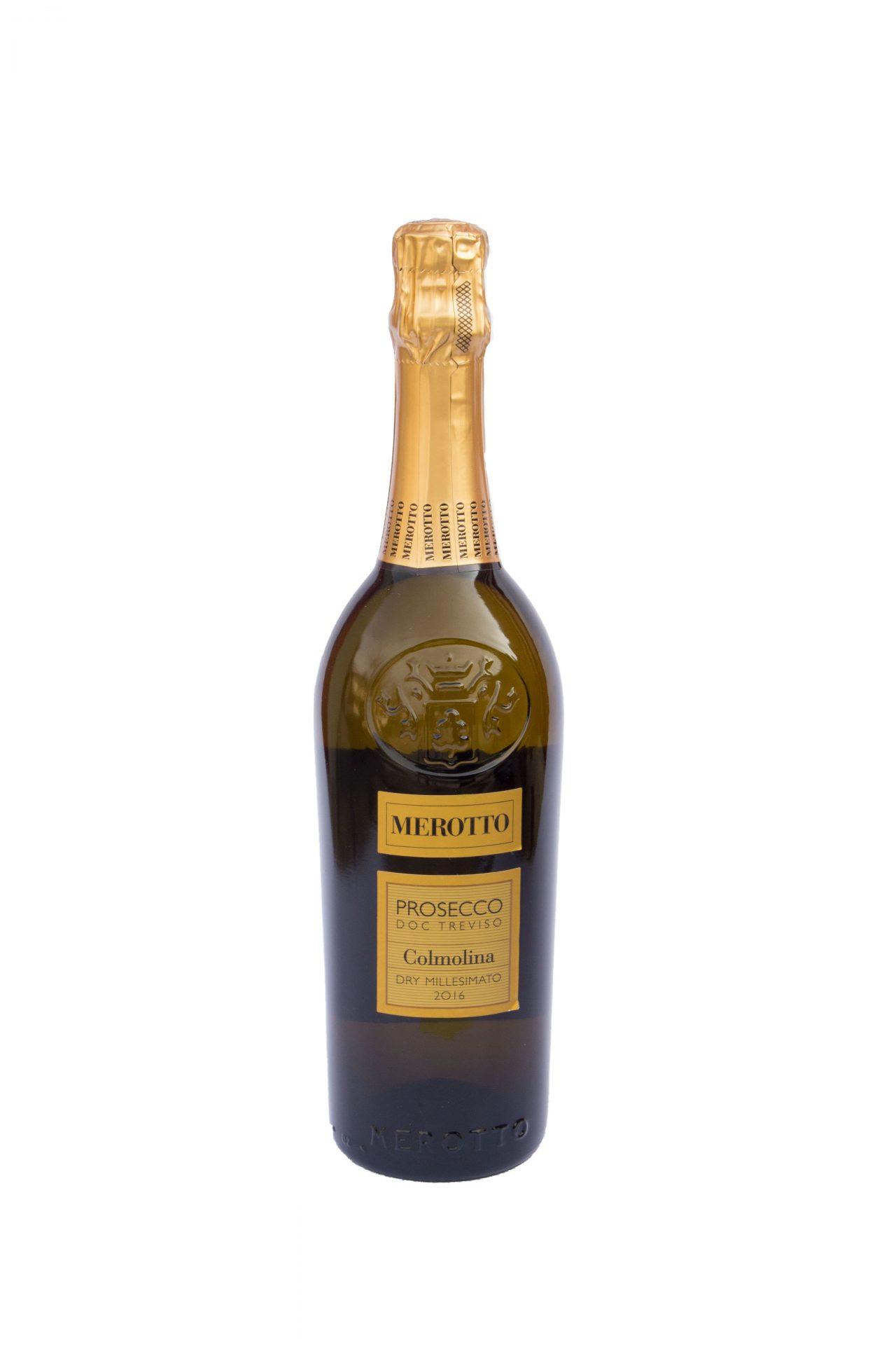 """Merotto – Prosecco Doc Treviso Dry Millesimato """"Colmolina"""""""