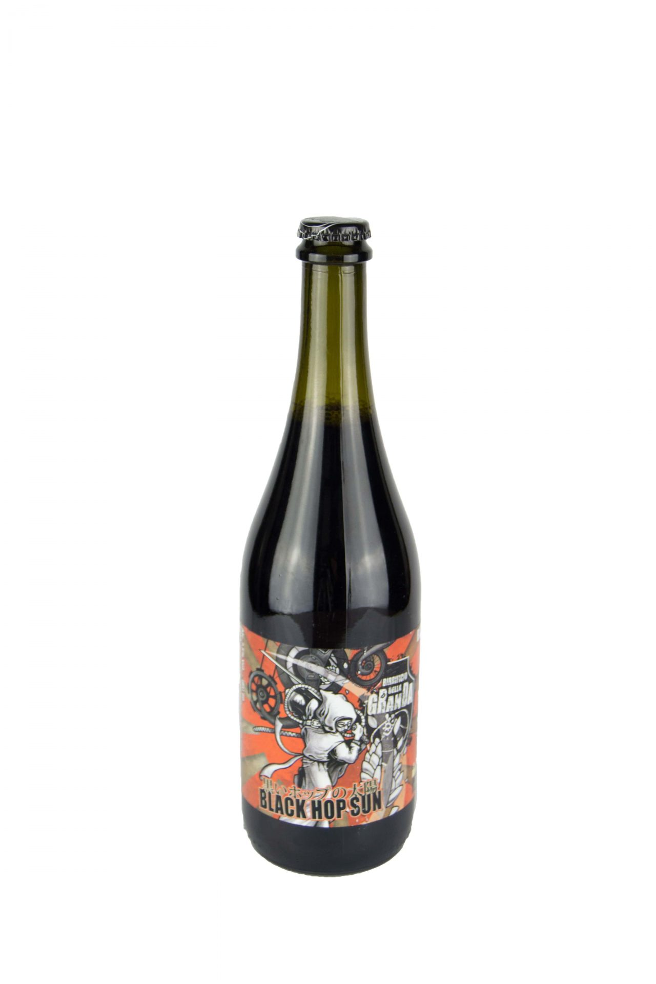 Birrificio Della Granda – Black Hop Sun