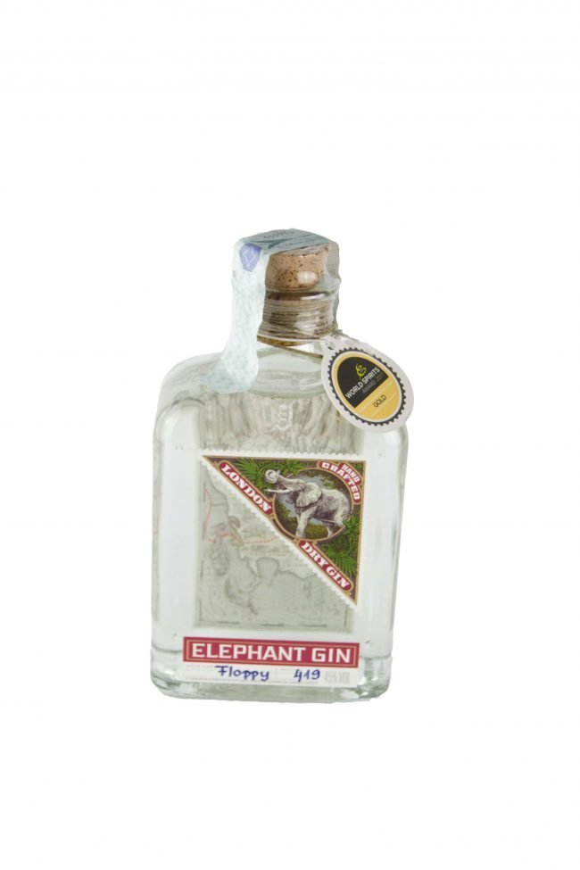 "Elephant ""London Dry Gin"" - Elephant Gin"