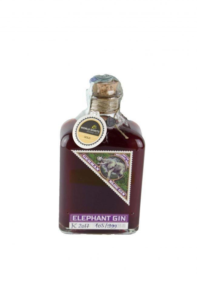 Elephatn Sloe - Elephant Gin