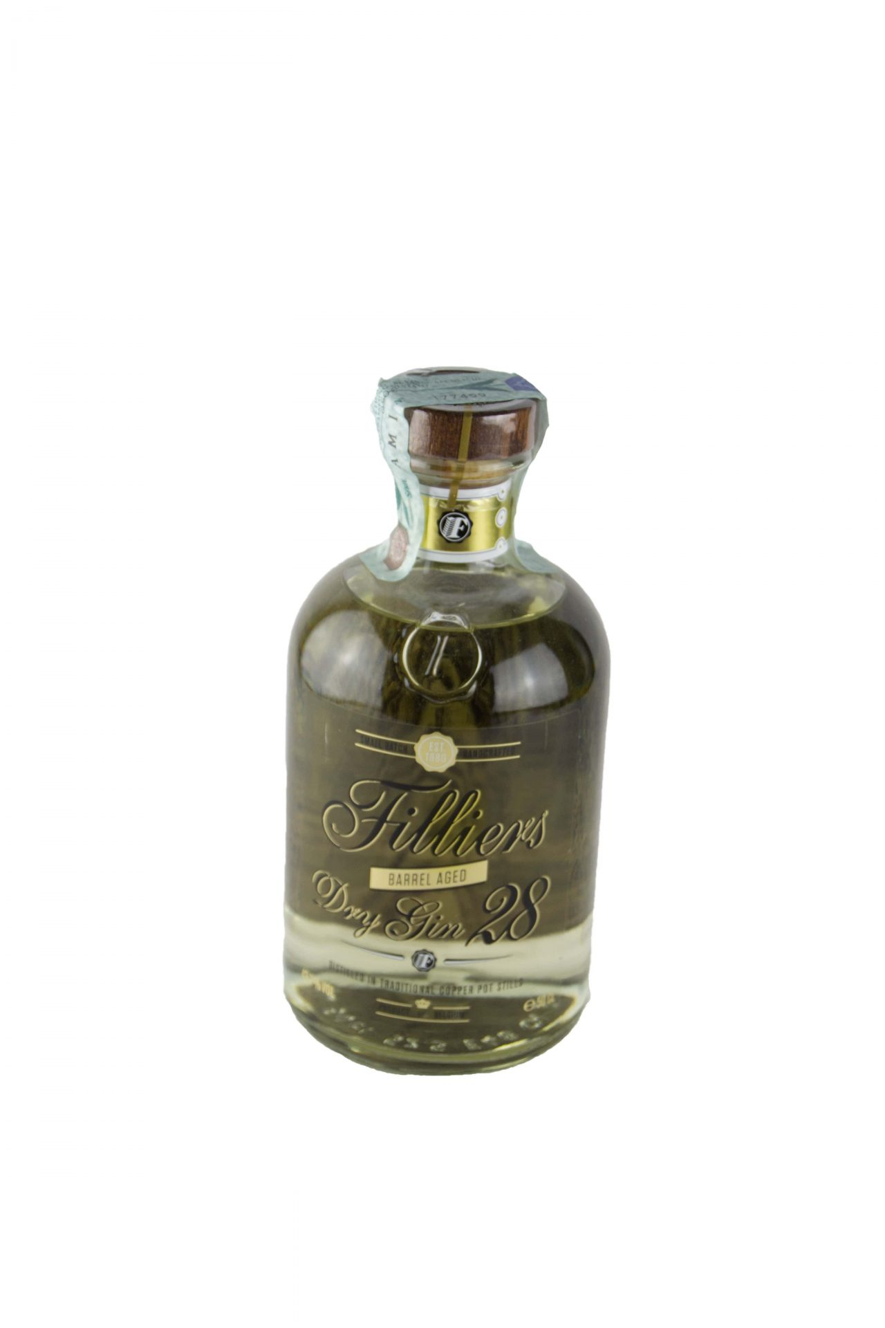 Filliers Dry Gin 28 Barrel Aged – Filliers