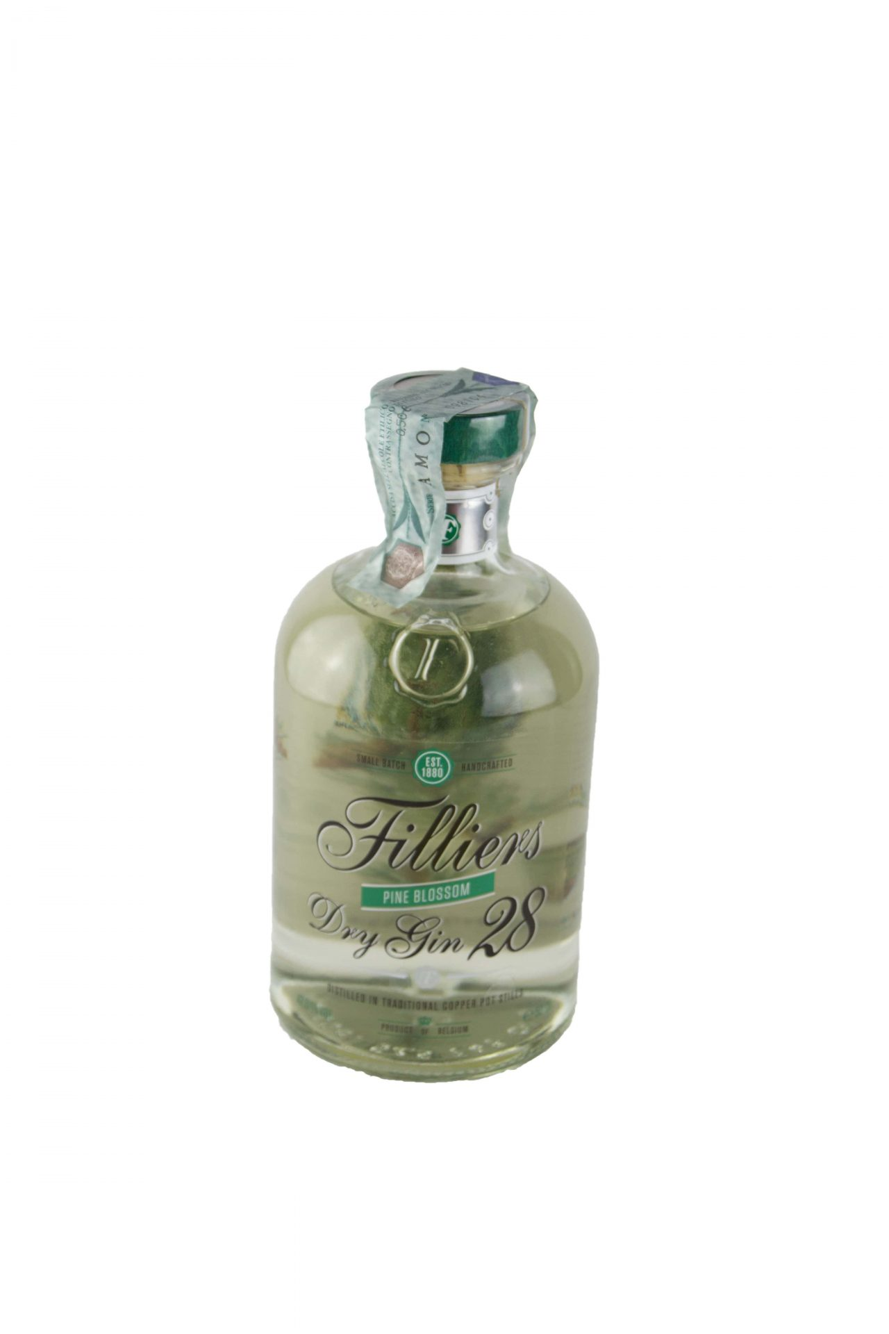 Filliers Dry Gin 28 Pine Blossom – Filliers