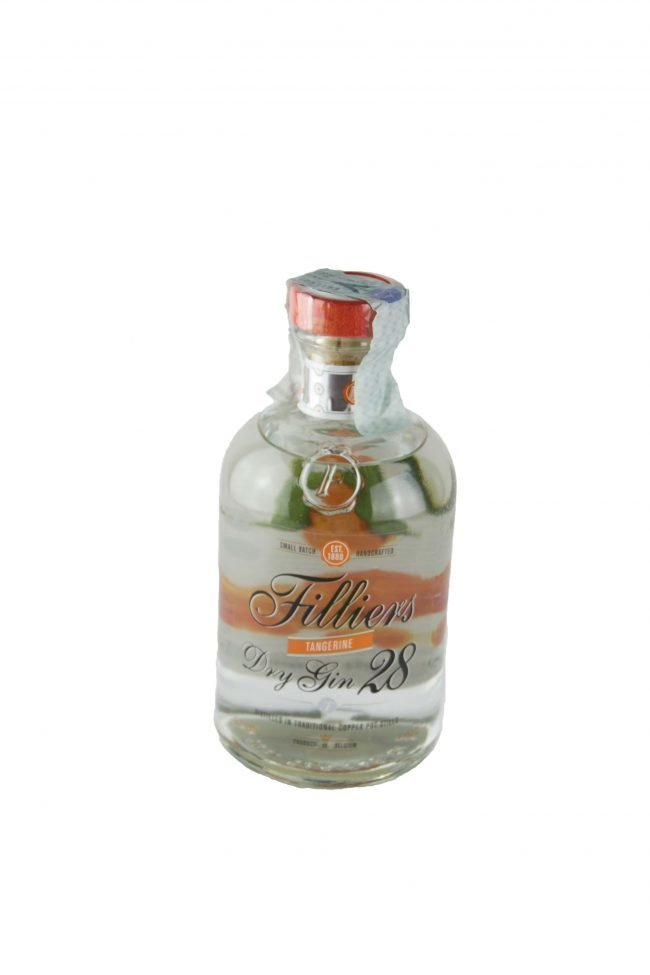 Filliers Dry Gin 28 Tangerine - Filliers