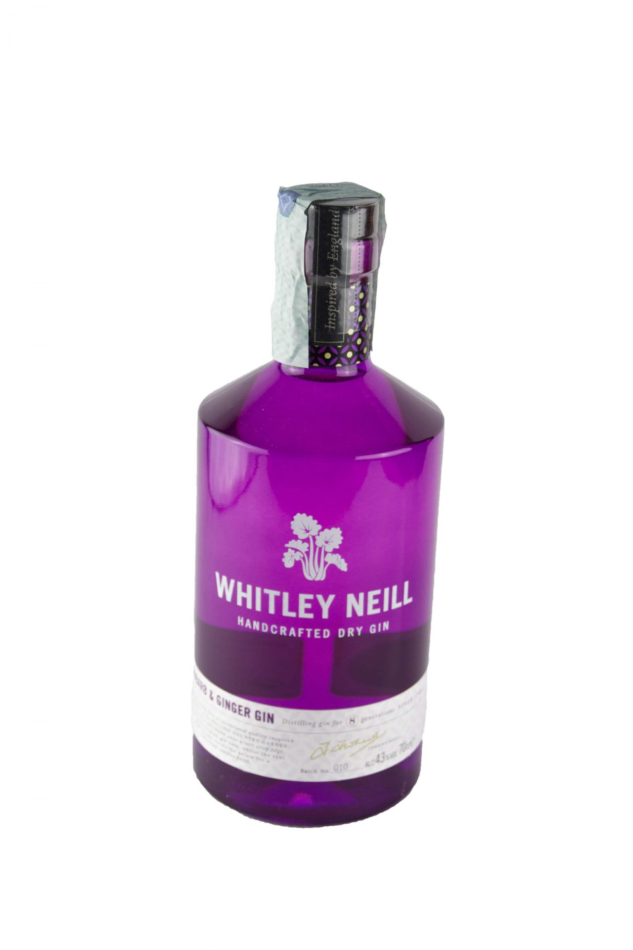 Whitley Neill Rhubarb & Ginger