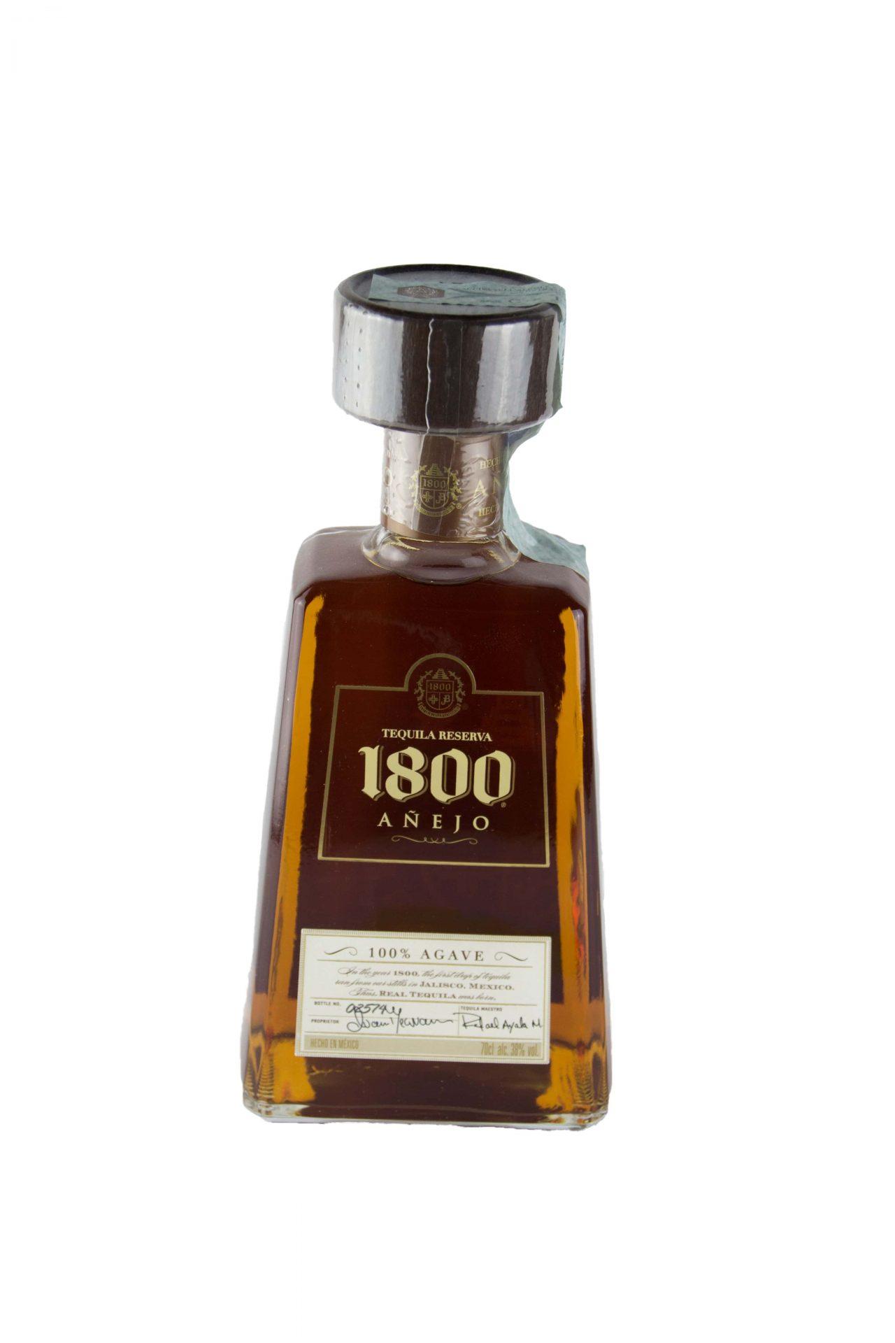 Tequila Reserva 1800 – Añejo