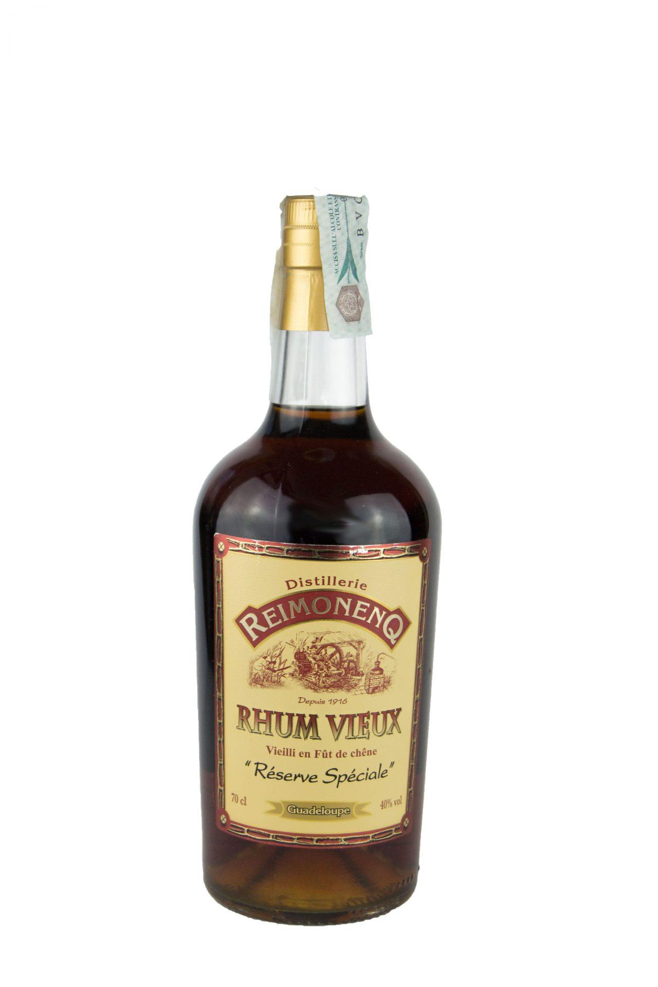 """Distillerie Reimonenq – Rhum Vieux """"Réserve Spéciale"""""""