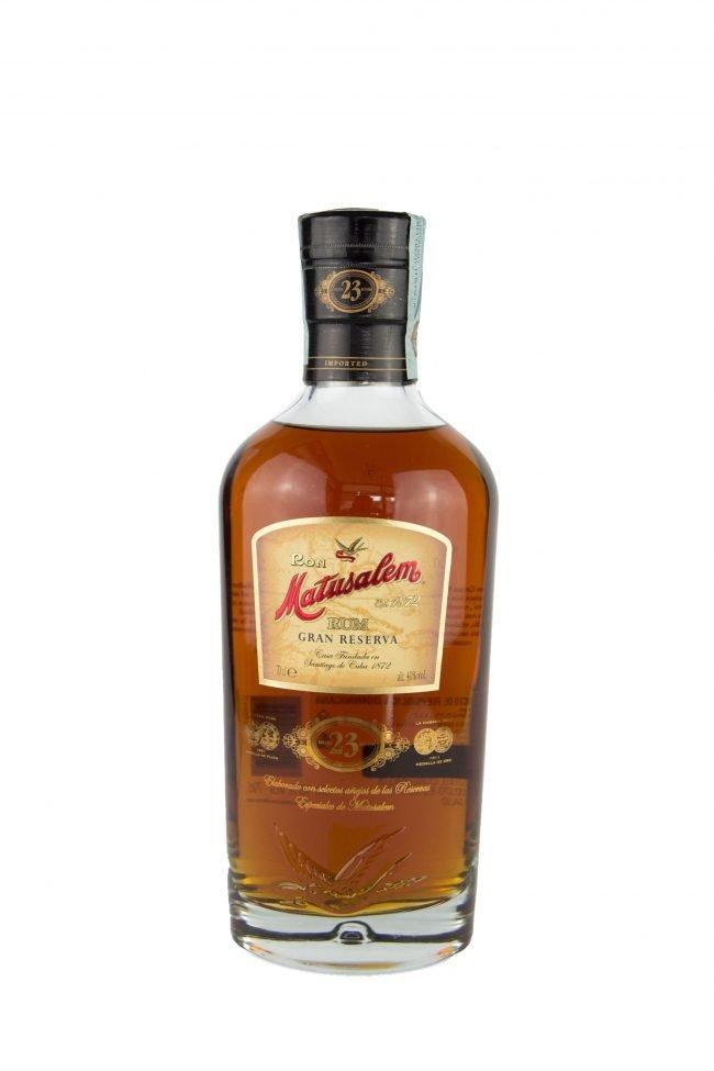 Ron Matusalem - Rum Gran Reserva