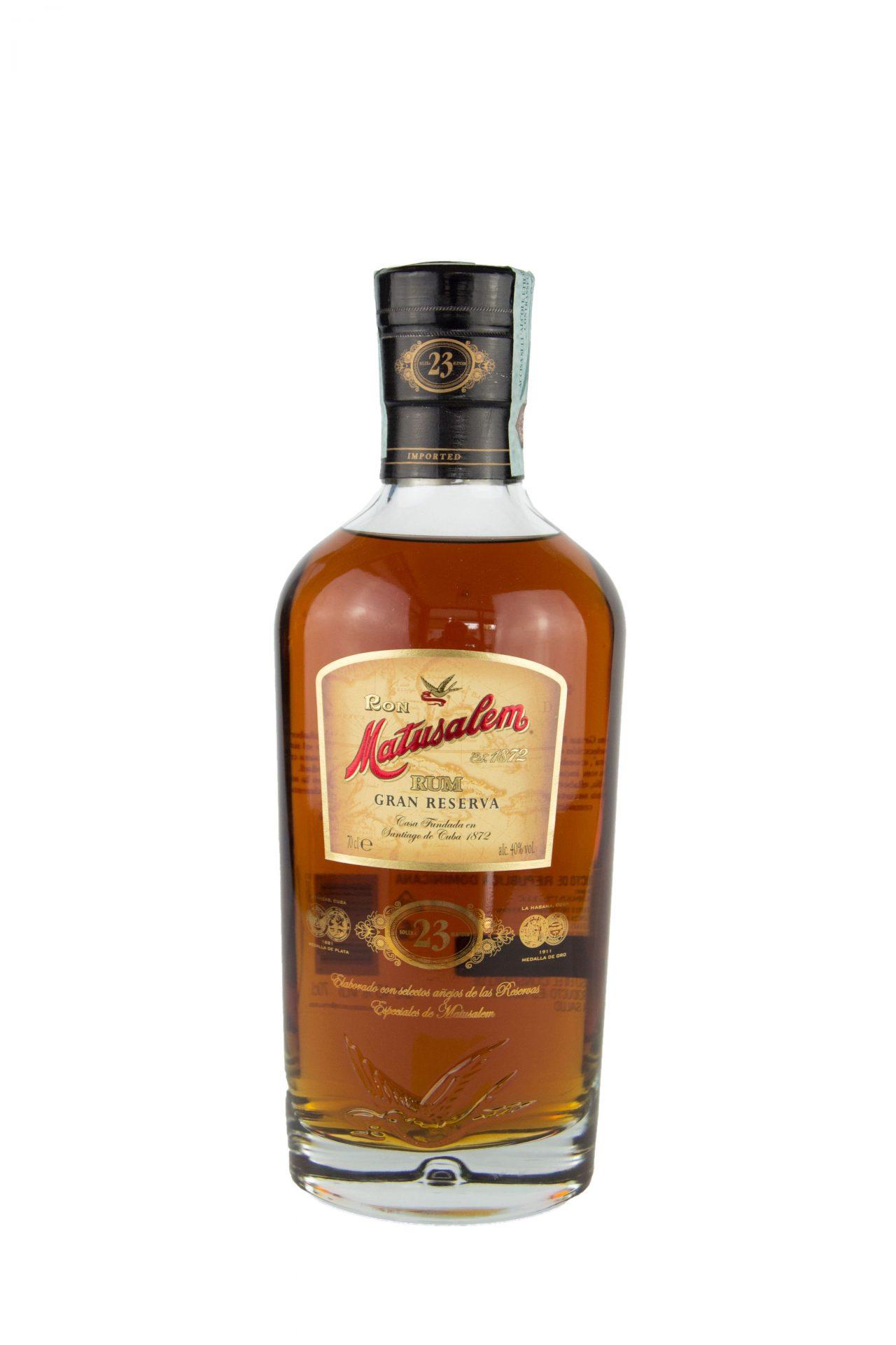 Ron Matusalem – Rum Gran Reserva
