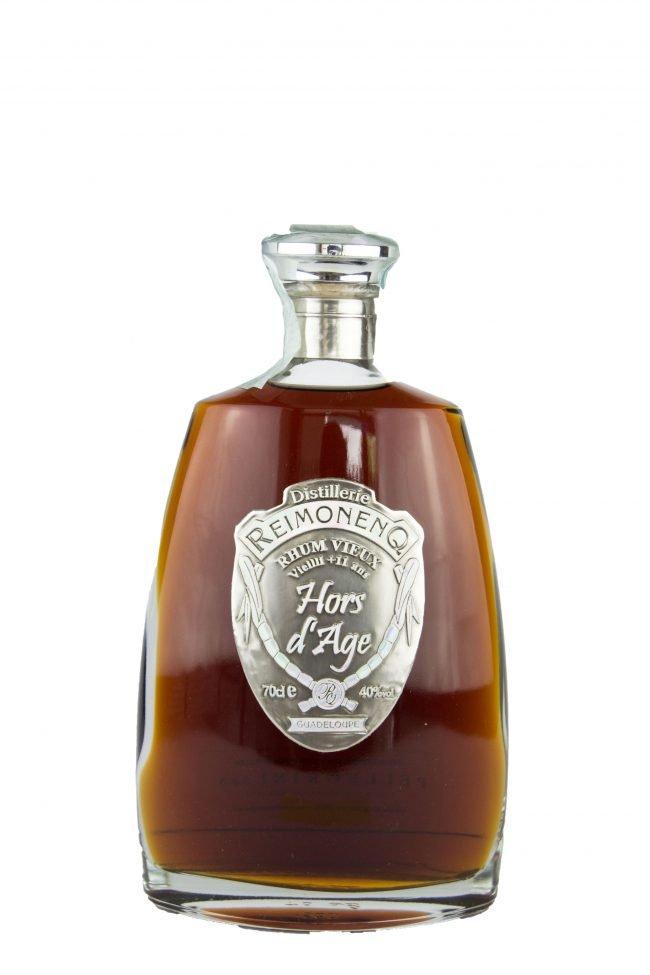 "Distillerie Reimonenq - Rhum Vieux +11 Anni ""Hors d'Age"""
