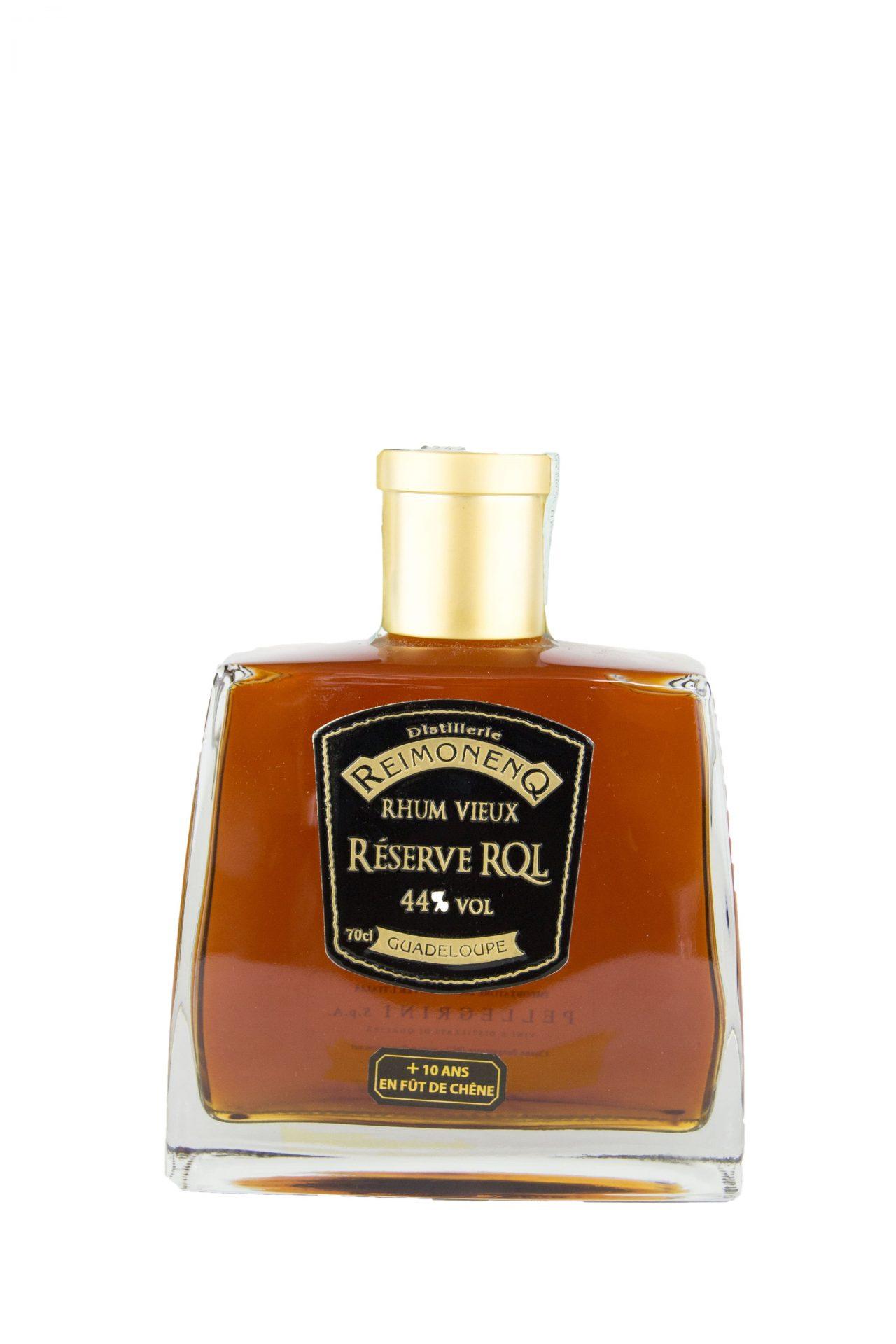 "Distillerie Reimonenq – Rhum Vieux +10 Anni ""Réserve RQL"""