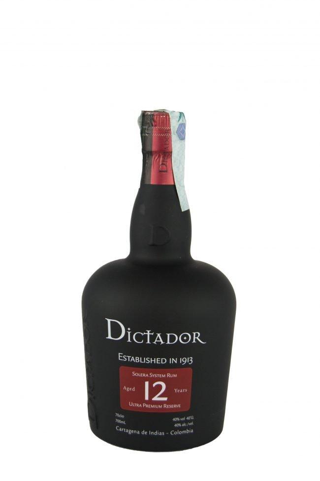 Dictador - Solera System Rum 12 Anni