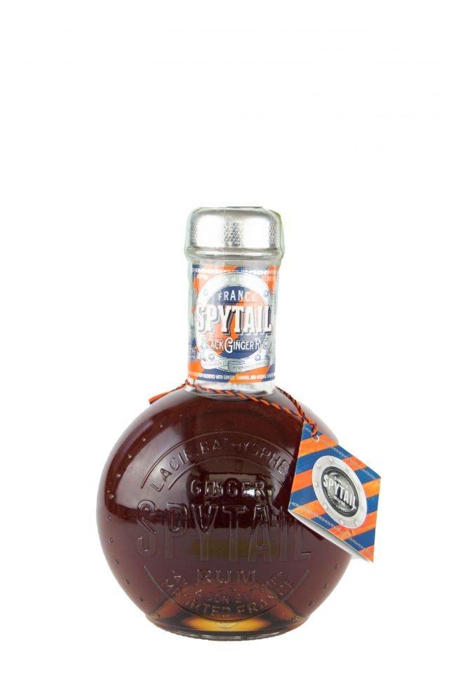 Spytail - Black Ginger Rum