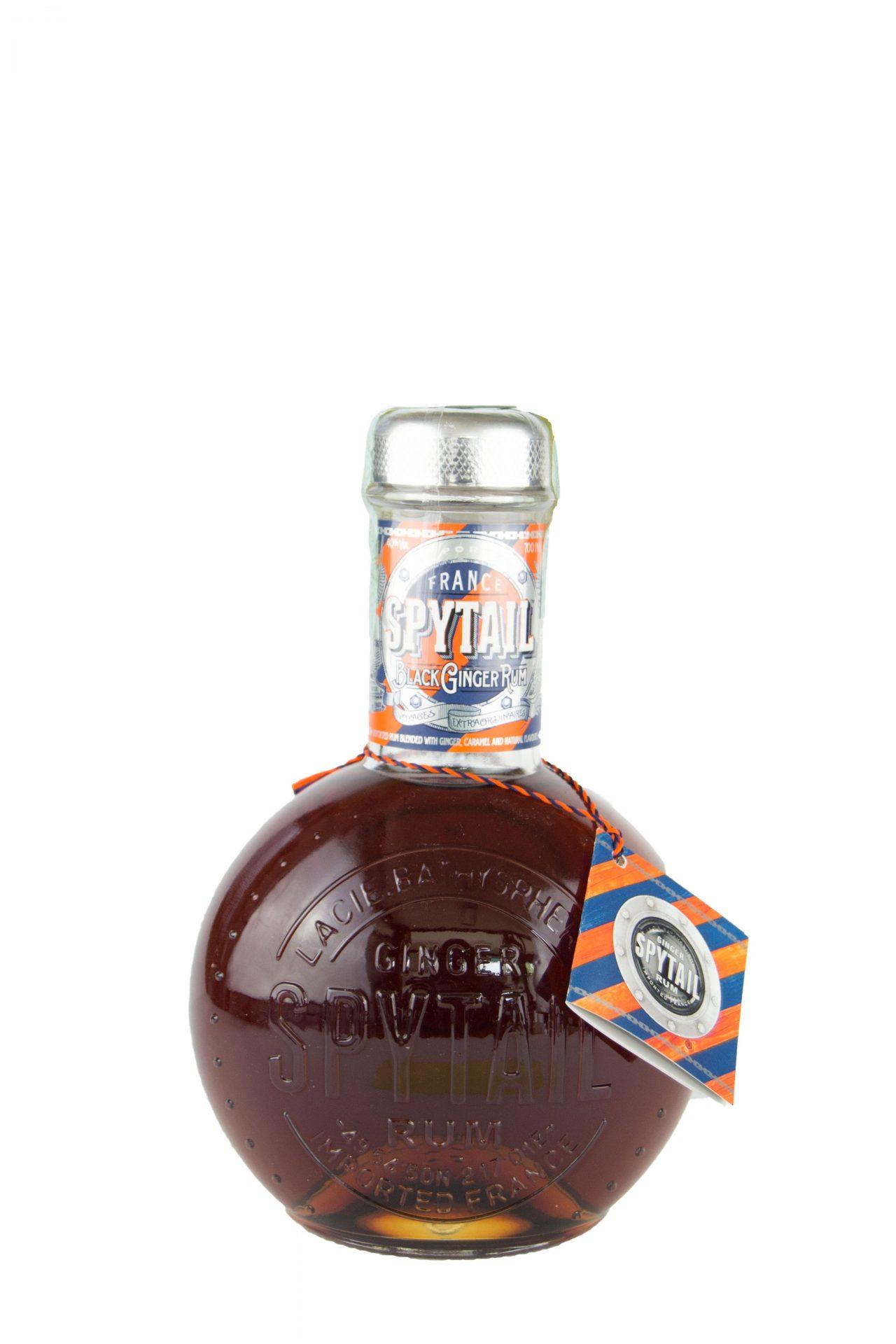 Spytail – Black Ginger Rum