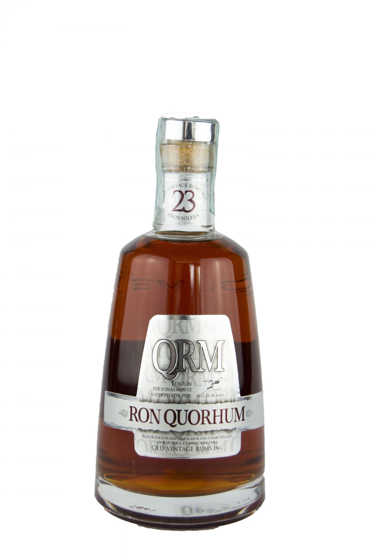 "Oliver – Ron ""Quorhum QRM"" Solera 23 Years Old"