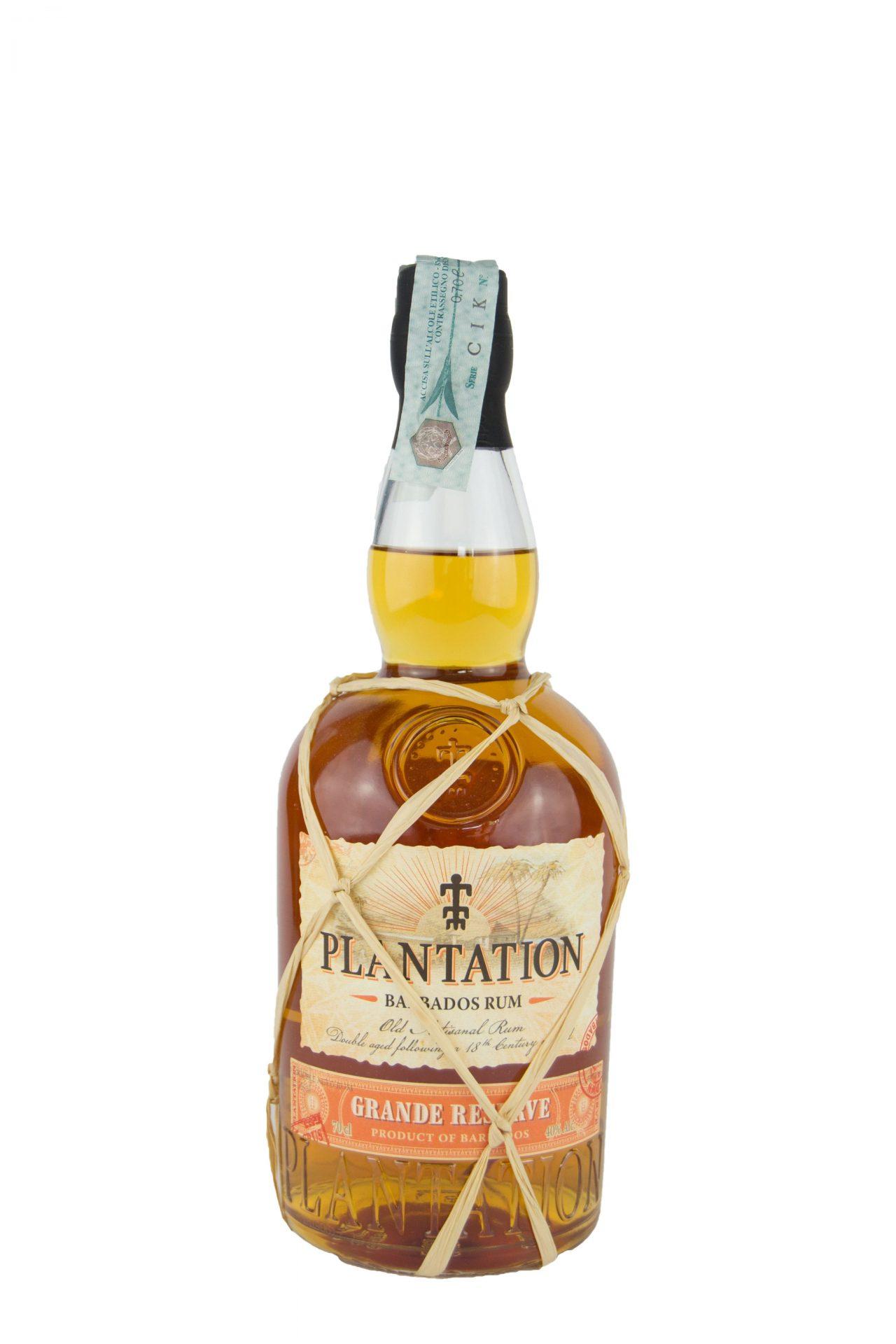 Plantation – Barbados Rum Grande Reserve