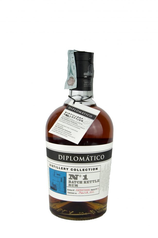"Diplomàtico - Distillery Collection ""N°1 Barbet Rum"""