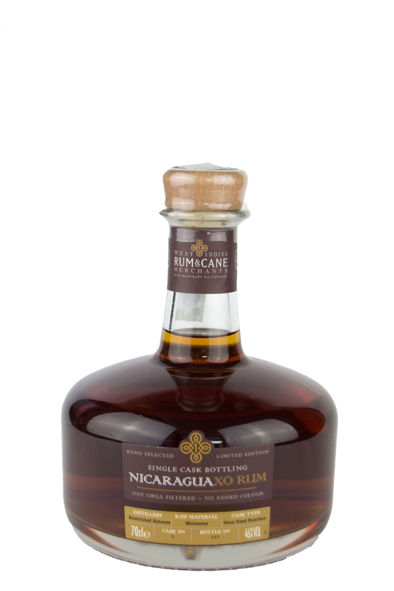 "Rum & Cane – Nicaragua ""XO Rum"" Limited Edition"