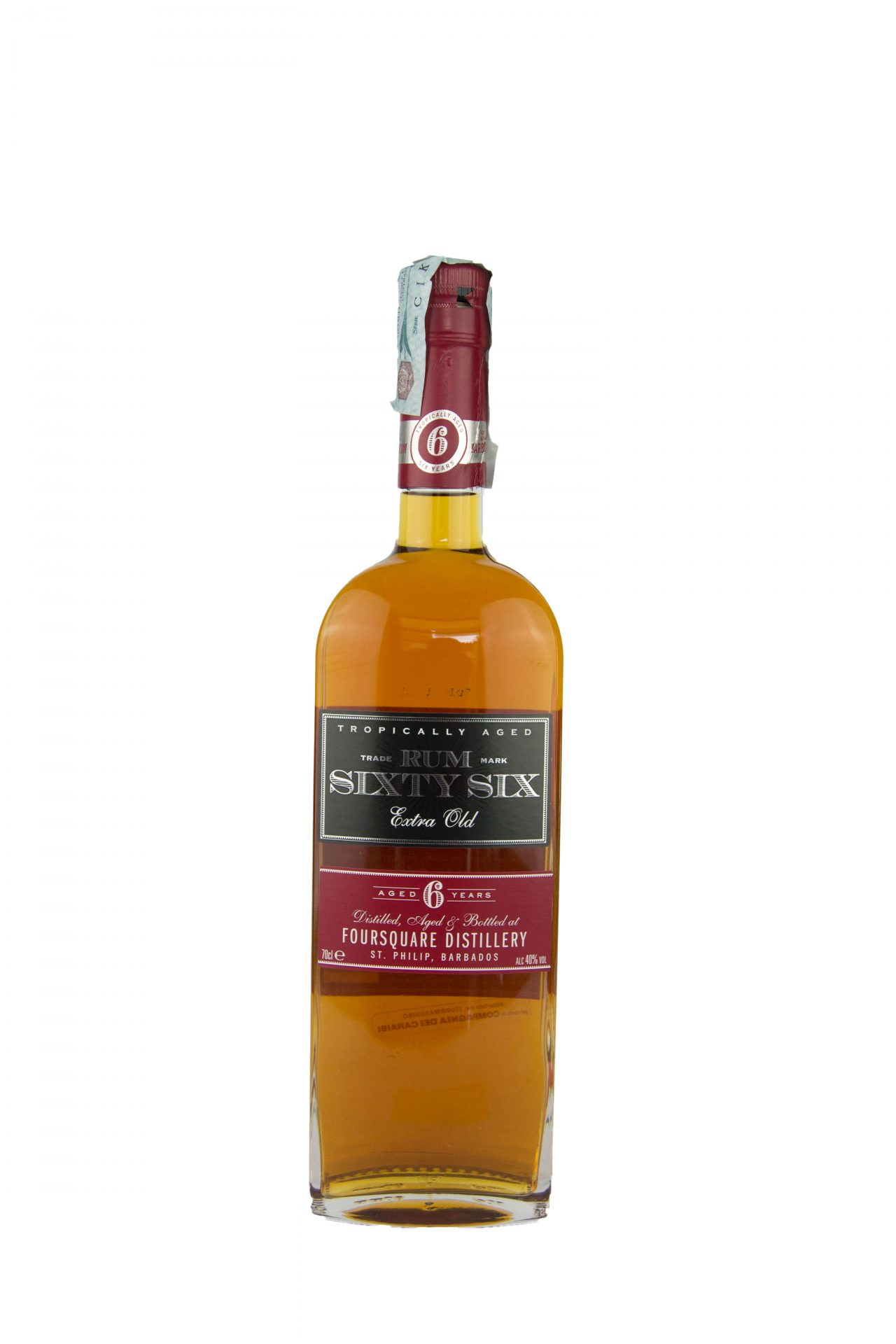 Rum Sixty Six – Extra Old 6 Anni