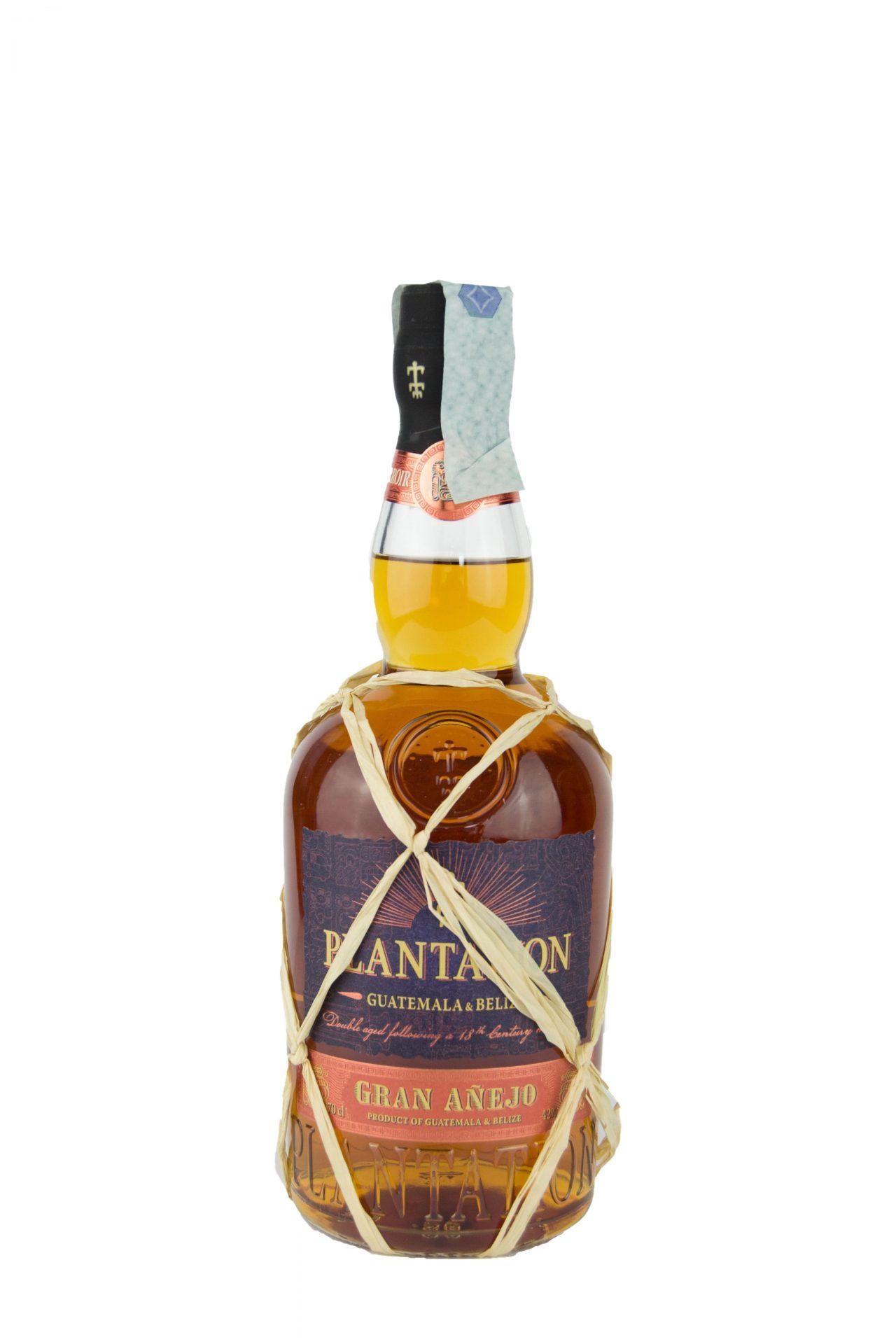 Plantation – Rum Grande Anejo