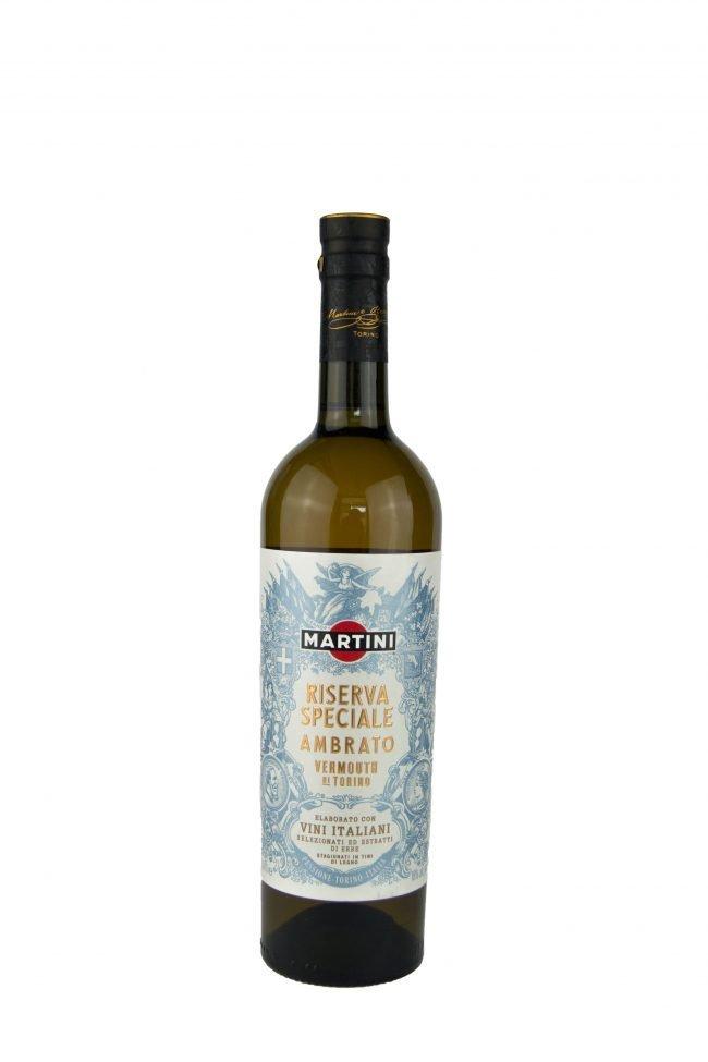"""Martini - Vermouth """"Riserva Speciale"""" Ambrato"""