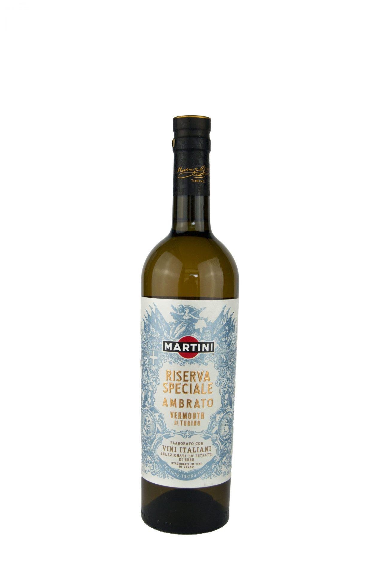 """Martini – Vermouth """"Riserva Speciale"""" Ambrato"""
