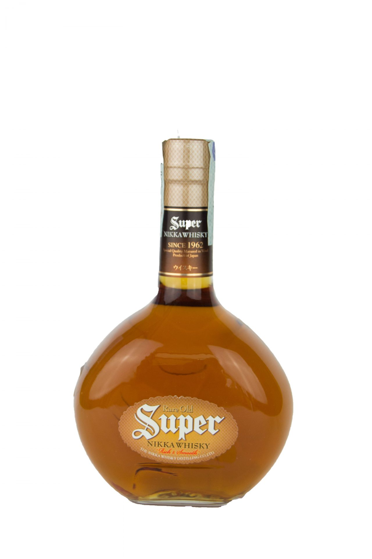 "Nikka – Rare Old ""Super"""