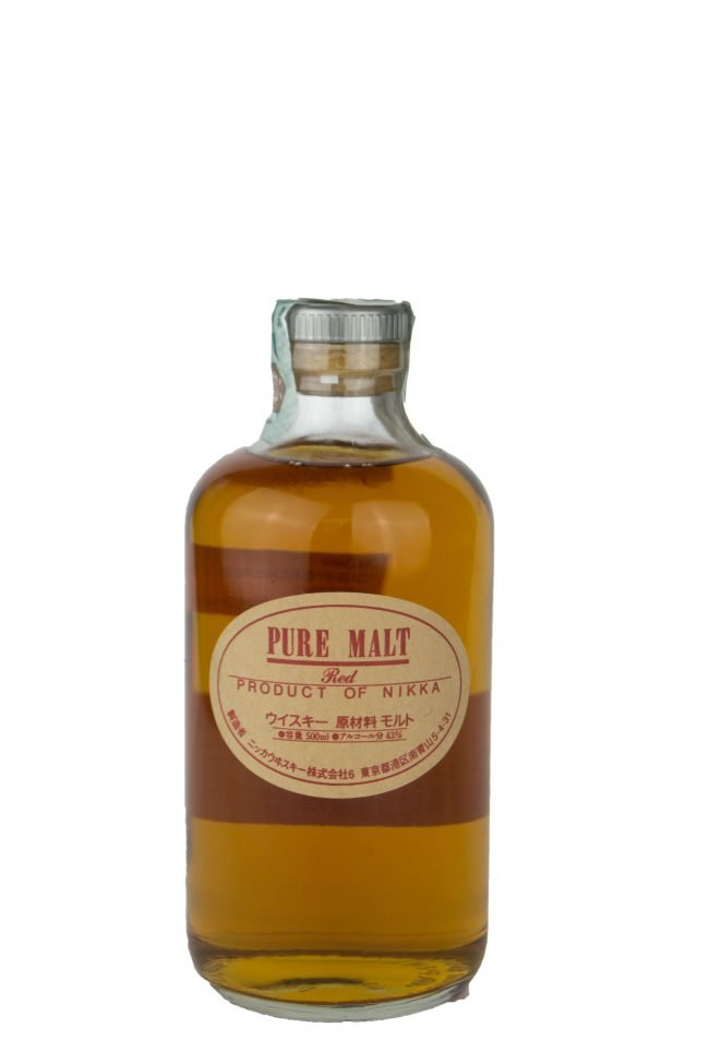 "Nikka - Pure Malt ""Red"""
