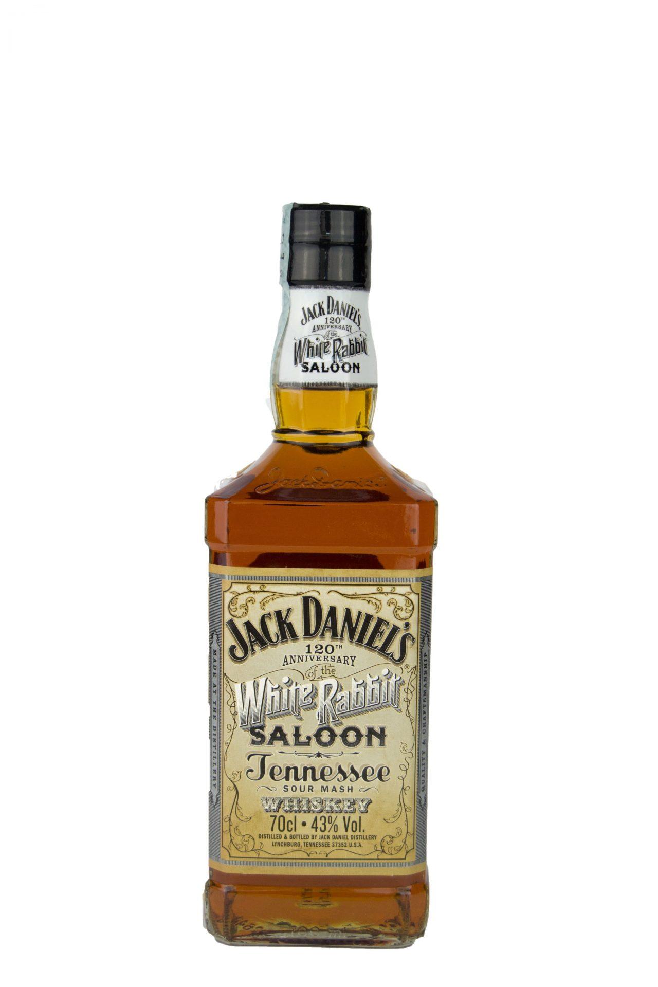 Jack Daniel's – White Rabbit Saloon