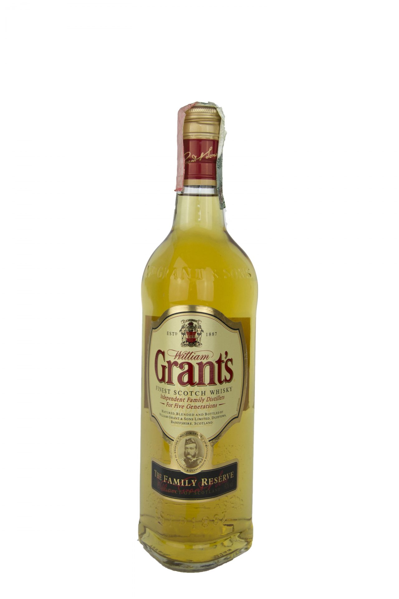 William Grant's – The Family Reserve