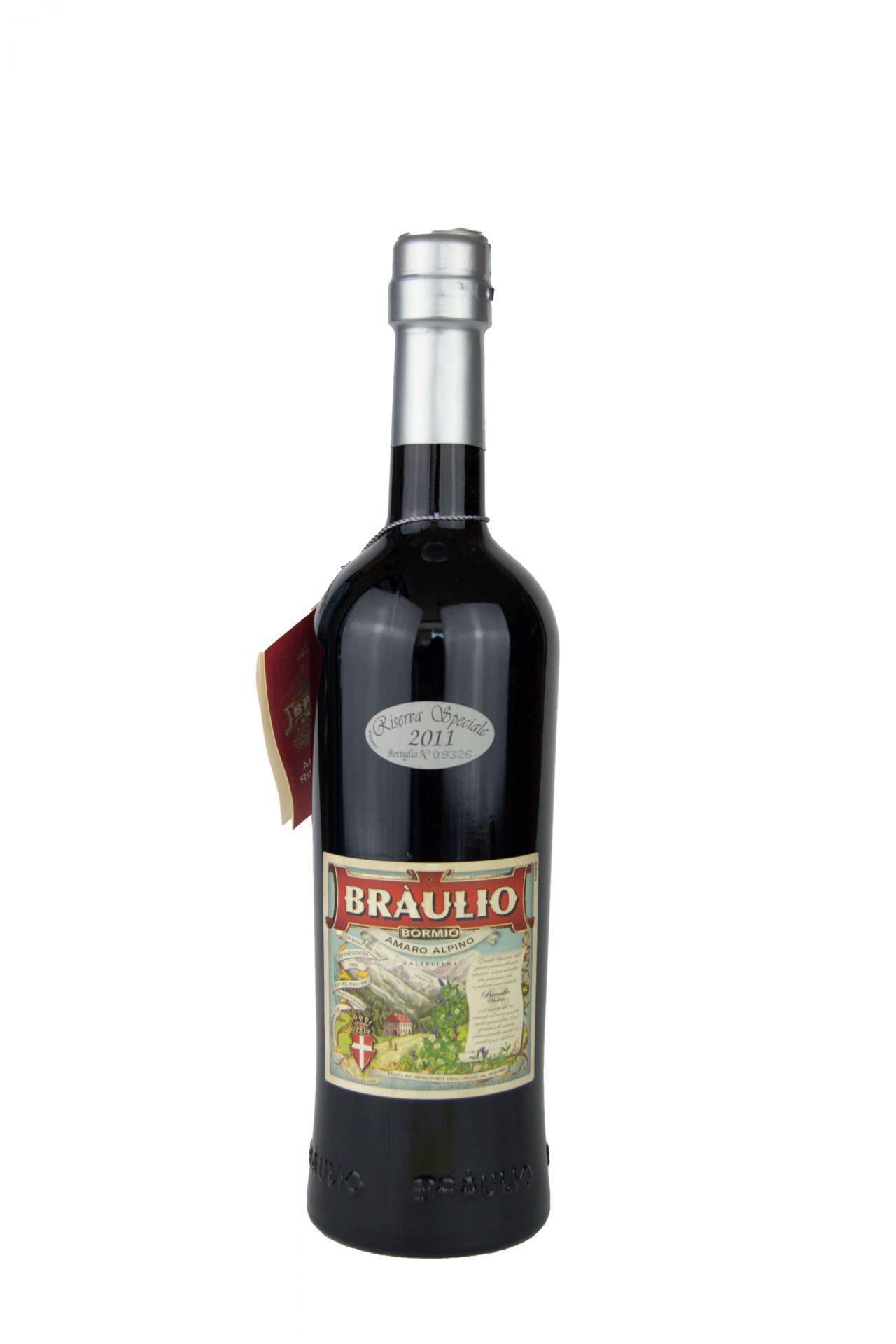 """Braulio – Amaro Alpino """"Riserva Speciale 2011"""""""
