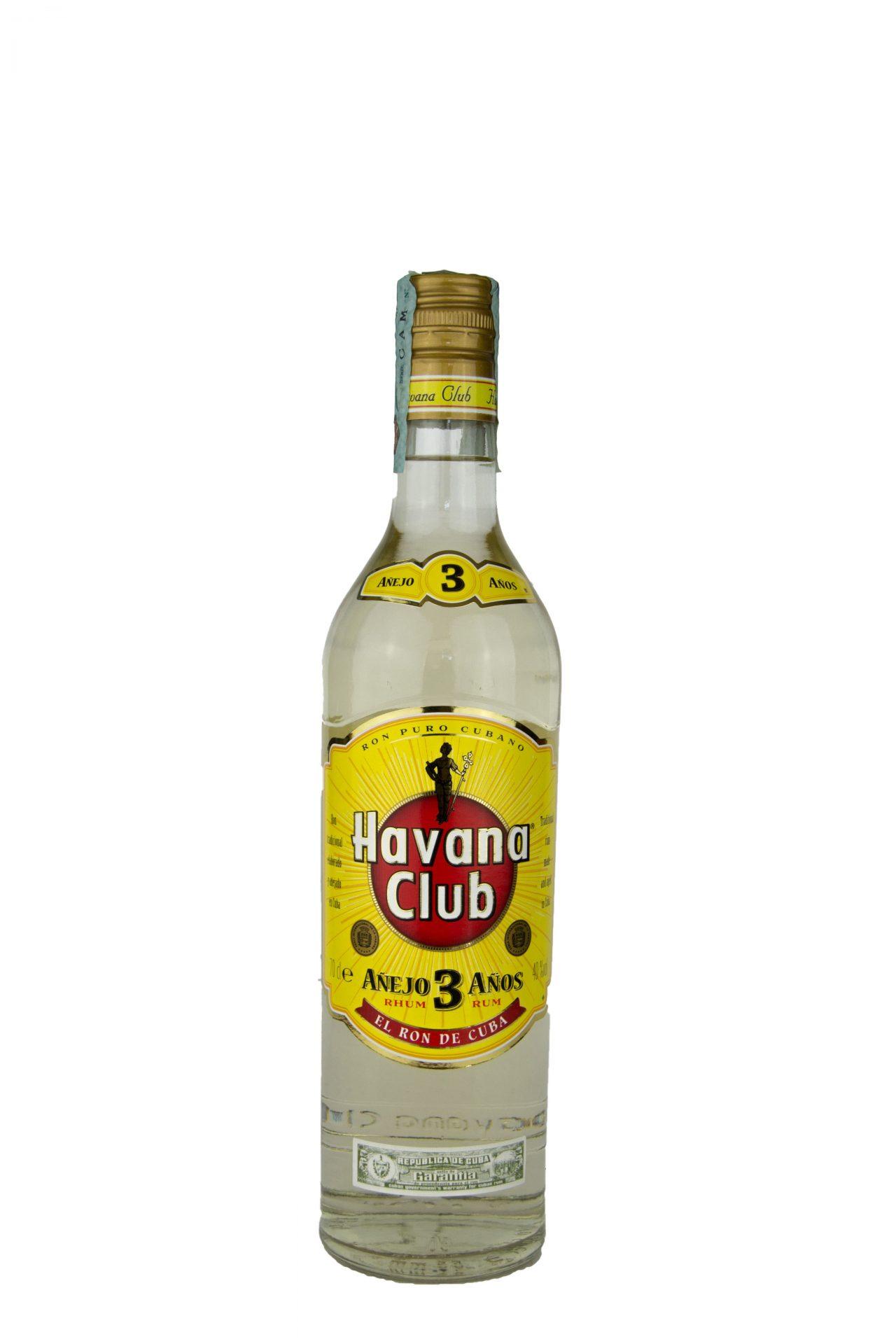 Havana Club – Anejo 3 Anos