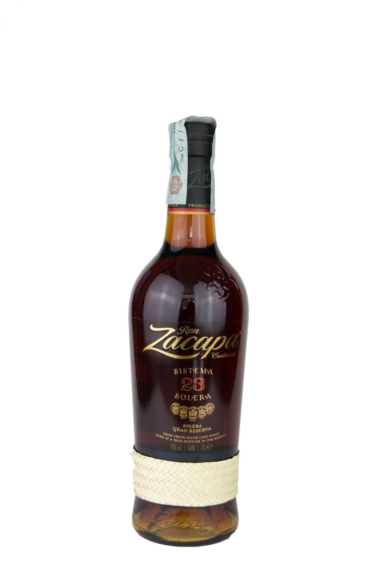 "Ron Zacapa – Rum "" 23 Anni"""