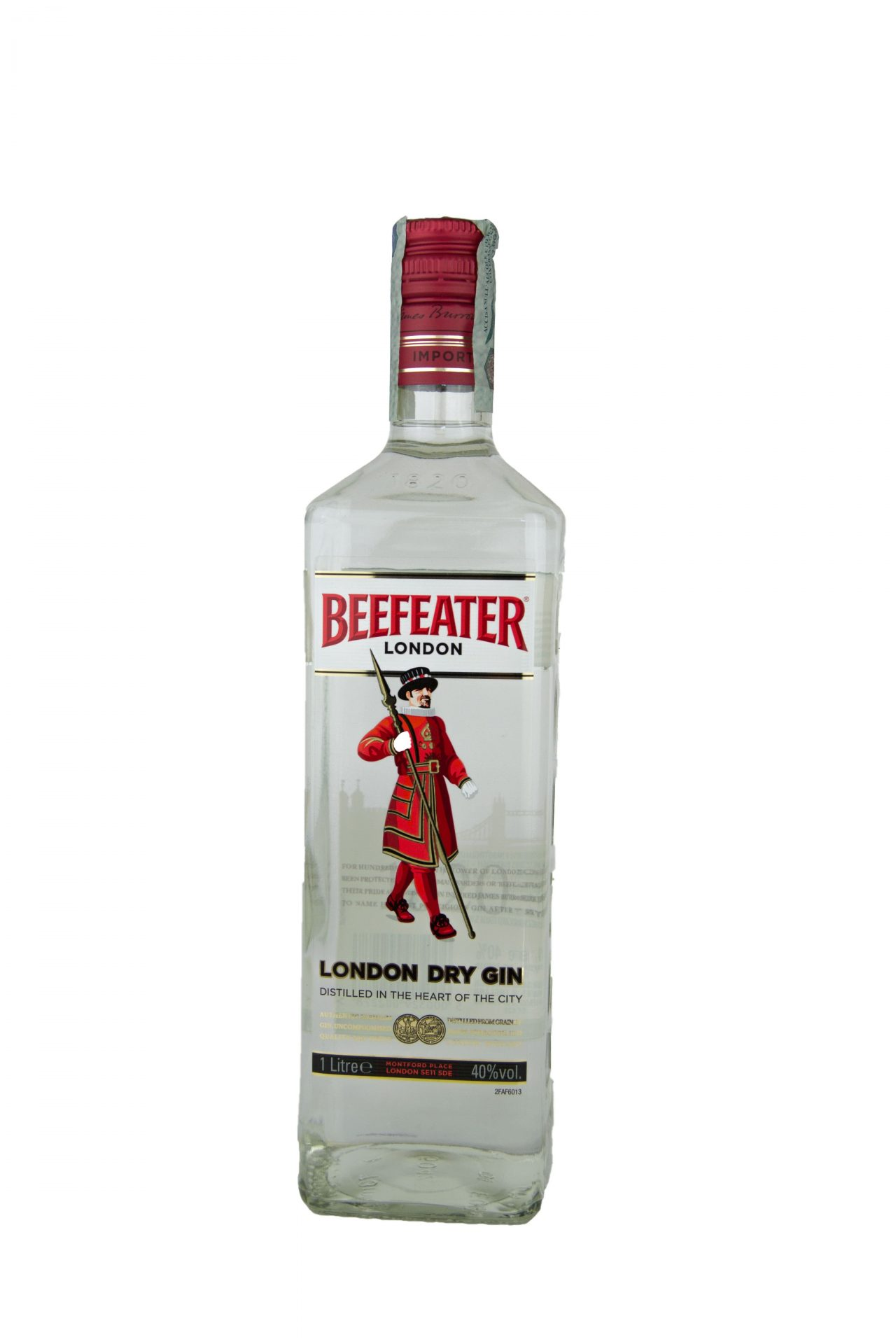 Beefeater London – London Dry Gin