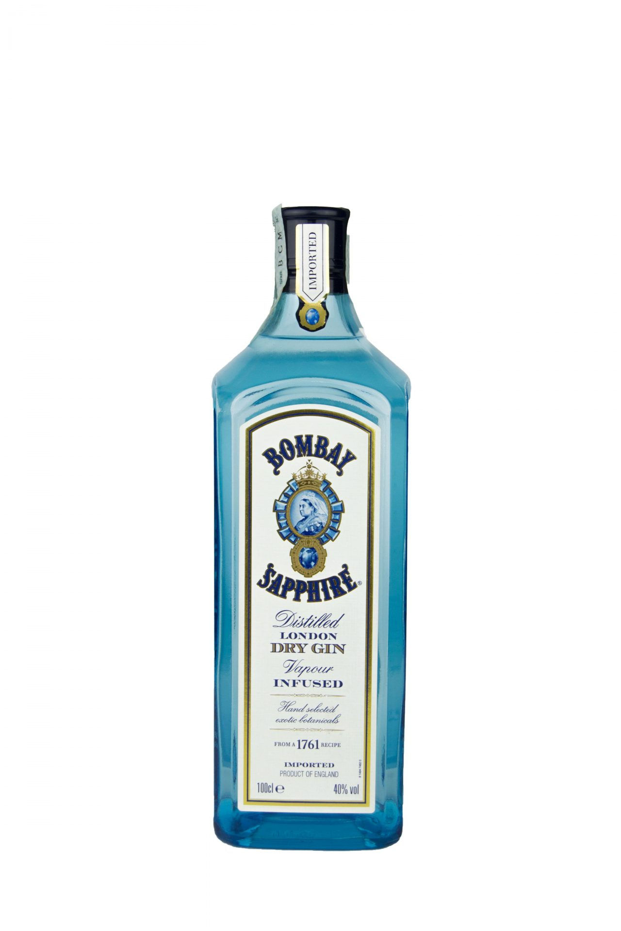 """Bombay Sapphire – London Dry Gin """"Vapour Infused"""""""