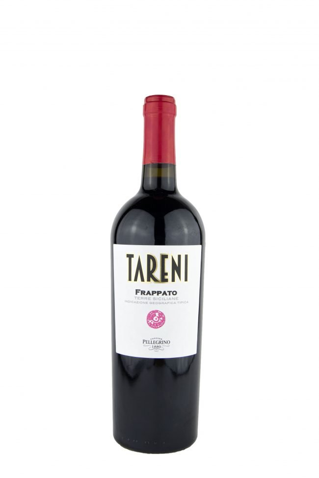 """Cantine Pellegrino - Tareni """"Frappato"""" IGT"""