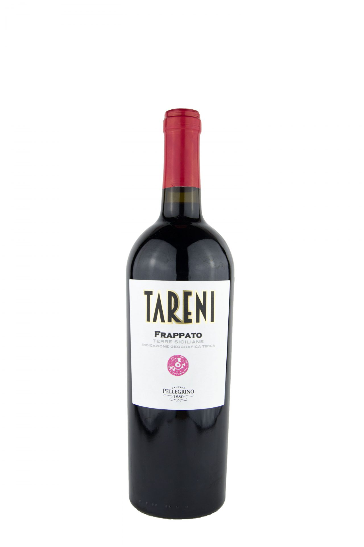 """Cantine Pellegrino – Tareni """"Frappato"""" IGT"""