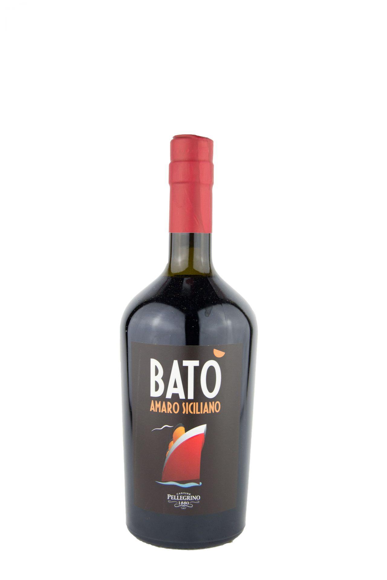 """Cantine Pellegrino – Batò """"Amaro Siciliano"""""""