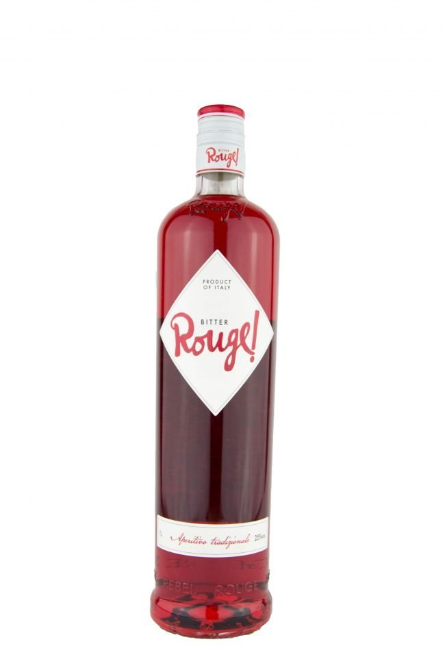 Bitter Rouge! - Aperitivo Tradizionale