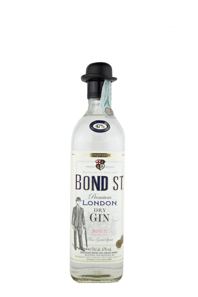 Bond St - Premium London Dry Gin