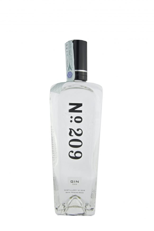 N°209 - Gin