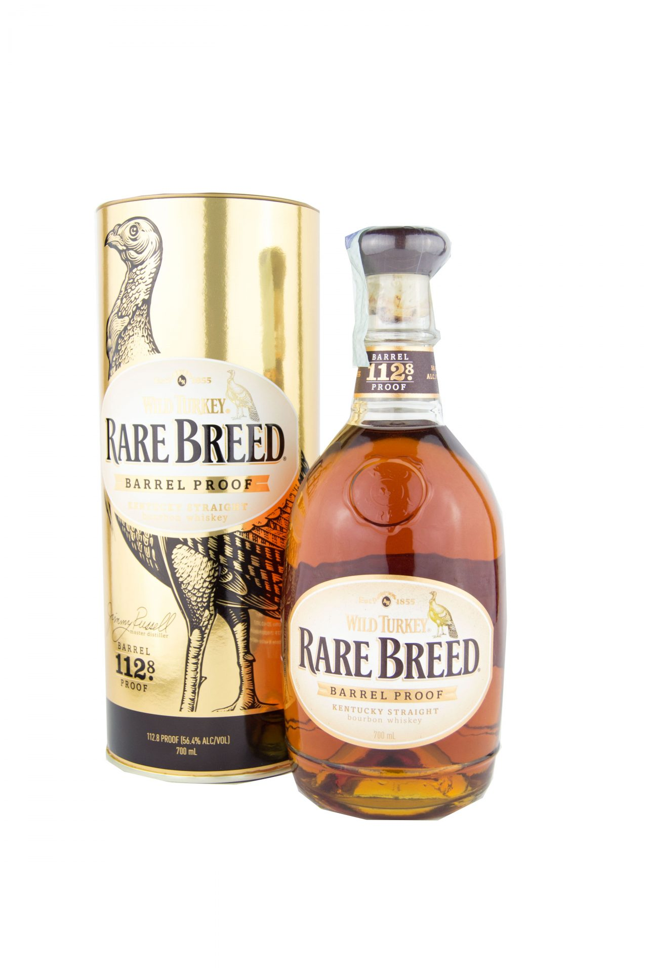 "Wild Turkey – Rare Breed""Barrel Proof"" Kentucky Straight Bourbon Whiskey"