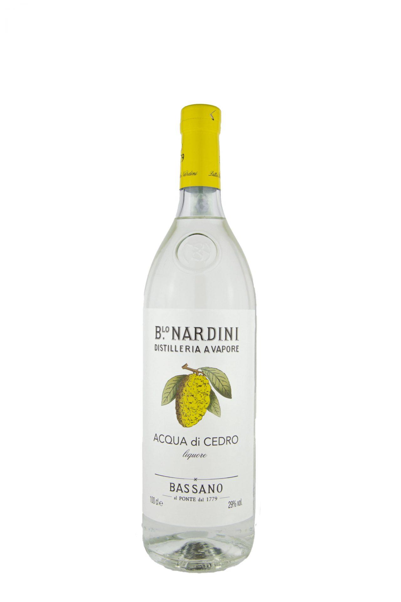 Distilleria Nardini – Acqua Di Cedro