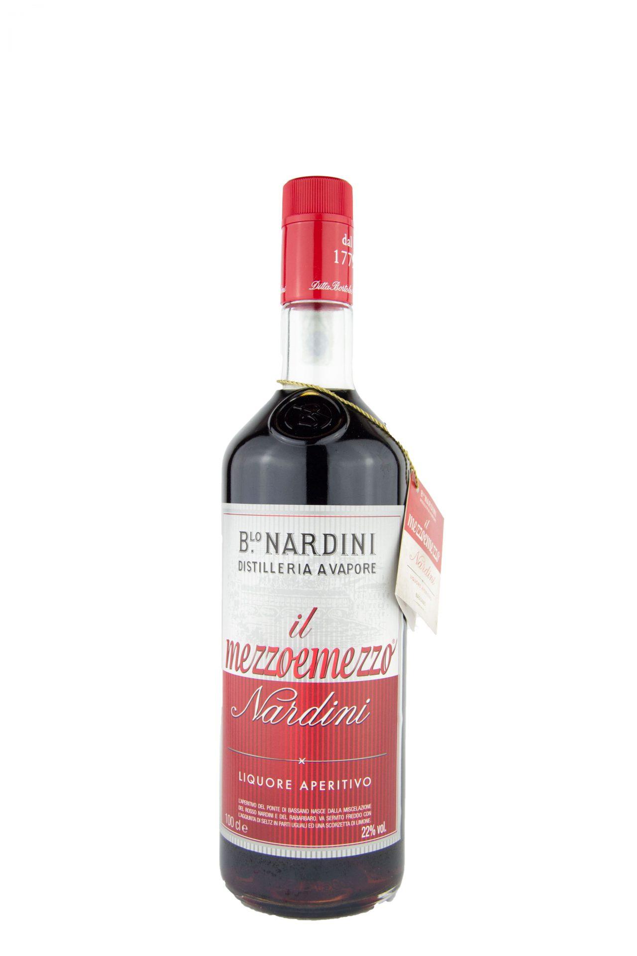 Distilleria Nardini – Il Mezzoemezzo