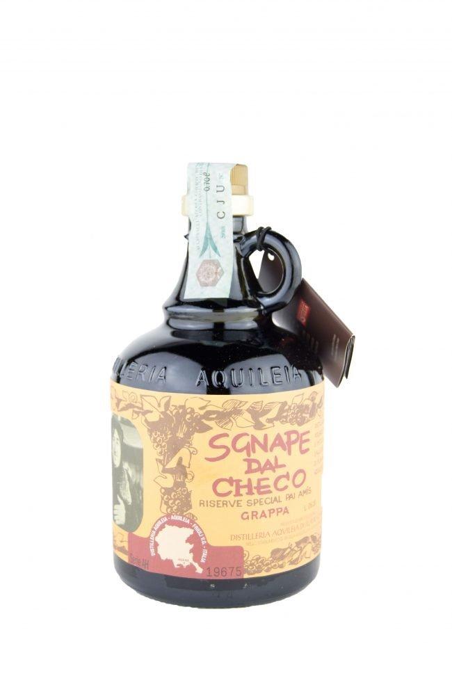 "Distilleria Aquileia - Sgnape Dal Checo ""Riserva Speciale Pai Amìs"""
