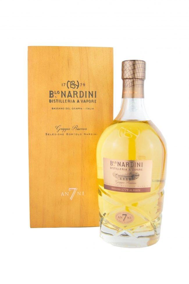 """Distilleria Nardini - Grappa """"Riserva 7 Anni"""""""