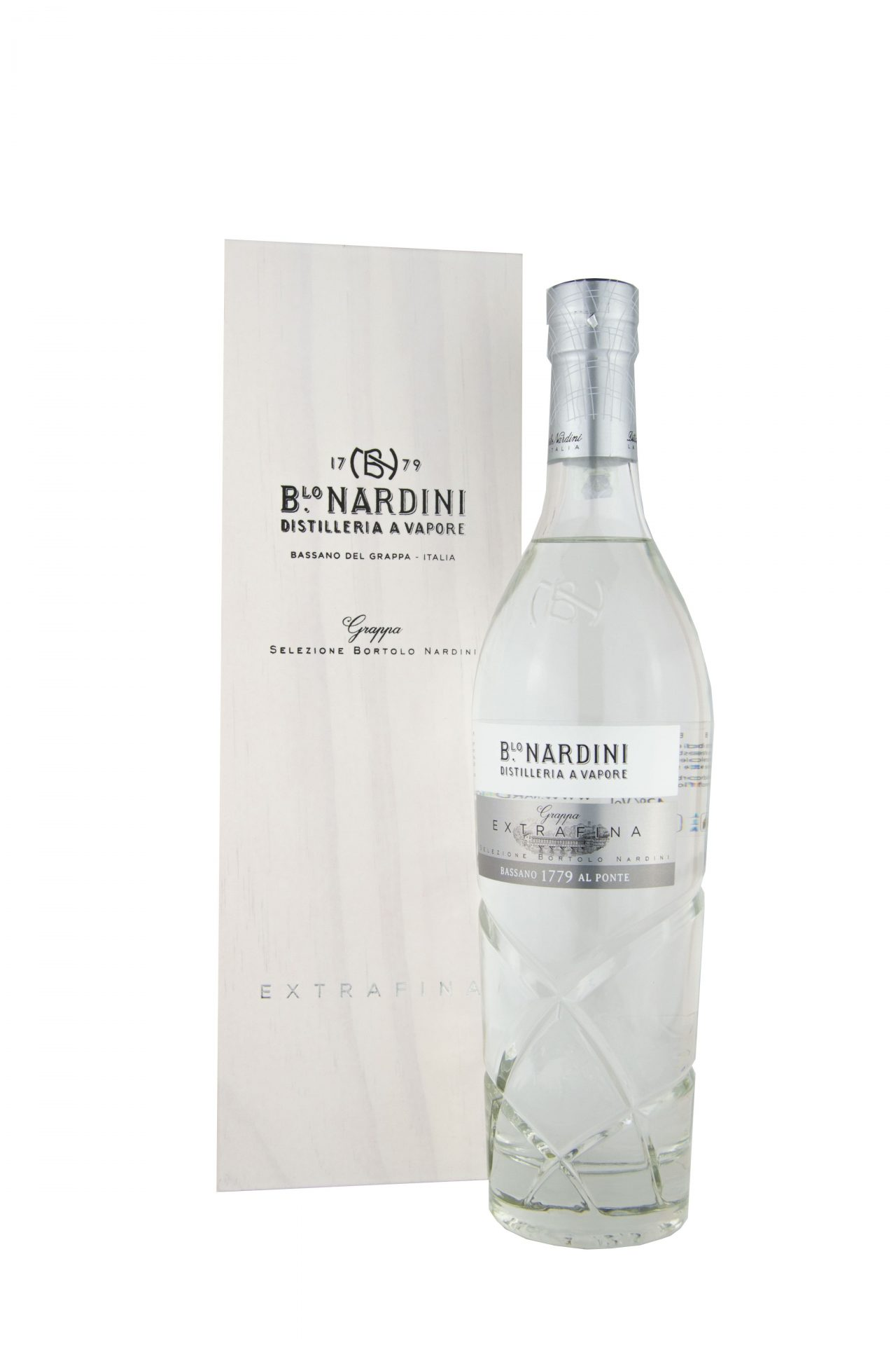 "Distilleria Nardini – Grappa "" Extrafine"""